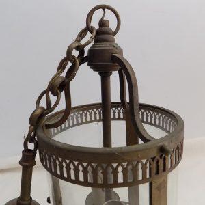 Lustre plafonnier cage